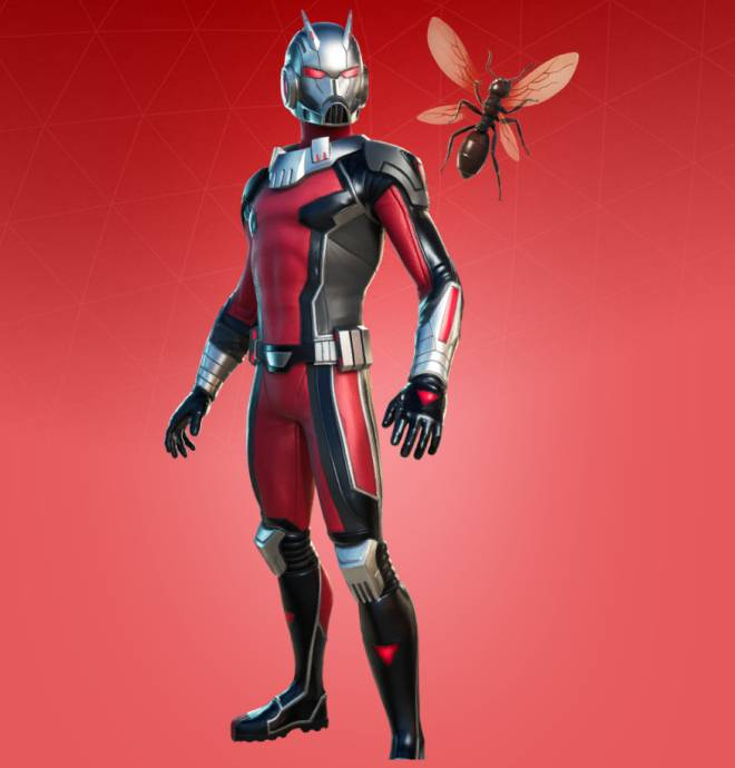 60 Seconds Hero: Idle RPG: General - My thoughts on Ant-Man (Fortnite skin) image 2