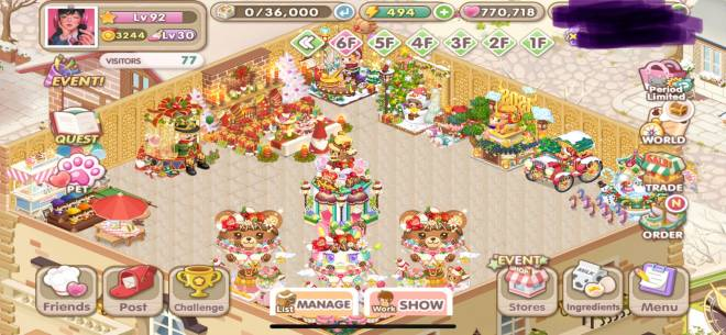 My Secret Bistro: [Closed] Season Shop Authentication - Event-IGN Pinktail  image 1