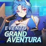 🎉 Evento Grand Aventura