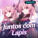 🎉 Evento Juntos com Lapis