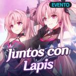 🎉 Evento Juntos con Lapis