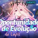 🎉 Evento Oportunidade de Evolução de Lapis