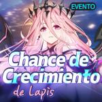 🎉 Evento Chance de Crecimiento de Lapis