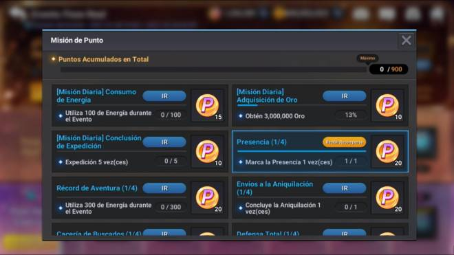 GrandChase - GLOBAL SP: Eventos - 🎉 Evento Pase Real image 7