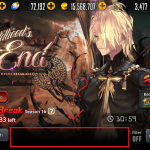 Support and Call buttons have disappeared from Ragna screen?!