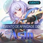 🎉 Evento de Afinidade: Asin