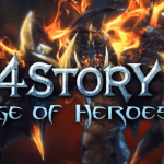 4Story Age of Heroes All Class Gameplay