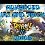 Dragon Village M Tips and Tricks, Beginner Guide