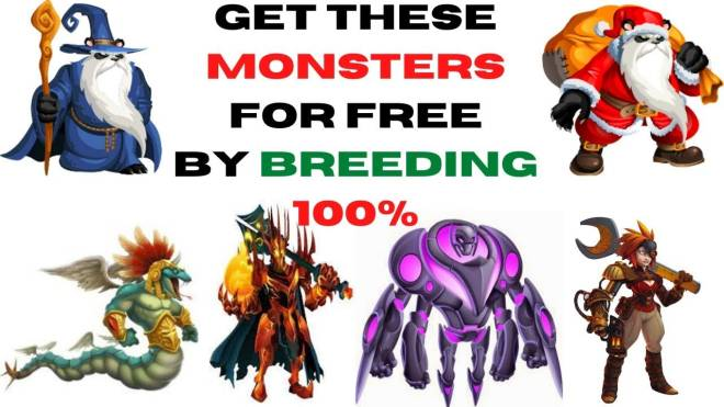 EpicMonsters: Videos - How To Breed Epic Monster Legends 2021 l Get Epic Monster By Breeding 2021 | Part 2 image 3