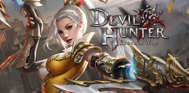 Devil War: Free Board - Devil Hunter : Eternal War SEA Gameplay (Android / IOS) MMORPG - New Mobile Game image 3