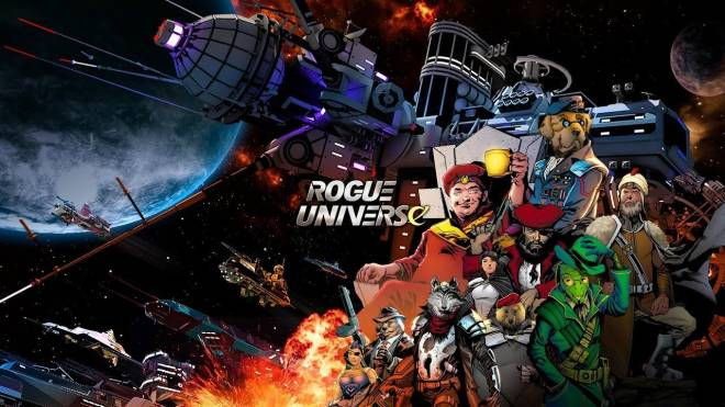 Rogue Universe: Suggestions - Space Strategy Game 'Rogue Universe' Game play reel image 3