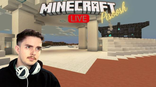blankcity: Screenshots - Minecraft realm made with viewers Live streaming right now! Find out how to join image 3