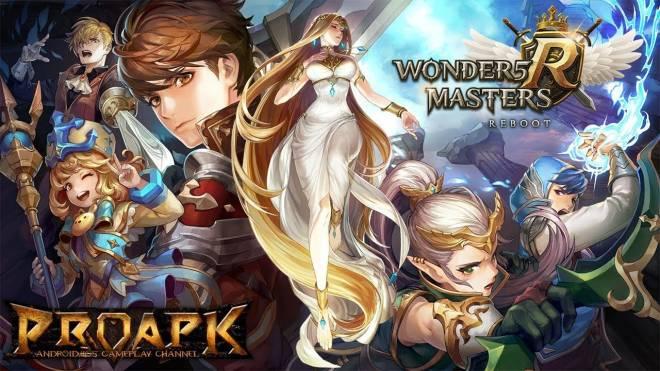 Wonder 5 Masters R: Screenshots & Videos - Wonder 5 Masters R Android Gameplay image 3