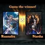 [Dragon Chronicles] Ruanafra VS Narsha