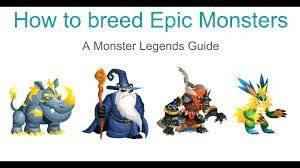 EpicMonsters: Suggestions - How To Breed All Epic Monsters In Monster Legends Part 1 image 3