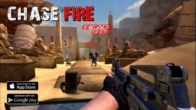 CHASE FIRE: Screenshots - CHASE FIRE : FIRST LOOK Gameplay (Android) HD image 3