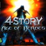 4Story - Age Of Heroes gameplay
