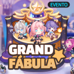 🎉 Evento Grand Fábula 3