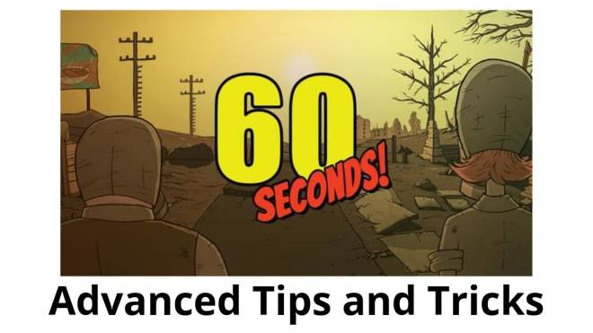 60 Seconds Hero: Idle RPG: Tips - 60 Seconds! Reatomized Advanced Tips and Tricks image 3