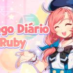 🎉 Evento Bingo Diário da Ruby + Evento de EXP de Herói e Ouro x2!