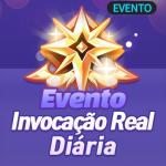 🎉 Evento de Invocação Real Diária