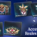 👑 Nuevos Accesorios Reales e Imperiales