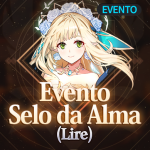 🎉 Evento Selo da Alma (Lire)
