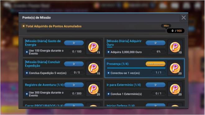 GrandChase - GLOBAL PT: Eventos - 🎉 Evento Passe Real image 7