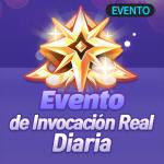 🎉 Evento de Invocación Real Diaria