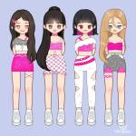 My NoT (girl group of myidol)