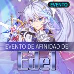 🎉 Evento de Afinidad de Edel