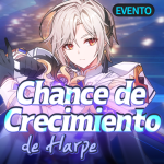 🎉 Evento Chance de Crecimiento de Harpe