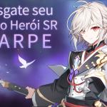 📣 Resgate seu Herói SR, Harpe