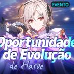 🎉 Evento Oportunidade de Evolução de Harpe