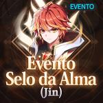 🎉 Evento Selo da Alma (Jin)