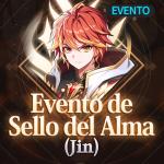 🎉 Evento del Sello del Alma de Jin