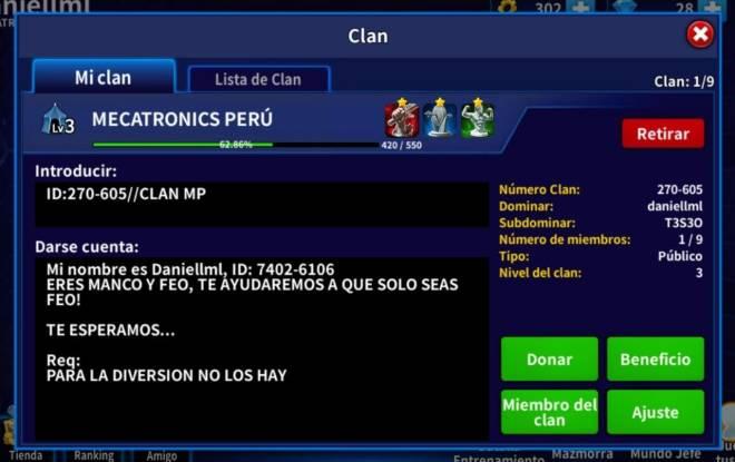 GunboundM: Find a clan and Friends - ERES MANCO Y FEO? TE AYUDAMOS A QUE SOLO SEAS FEO! image 2
