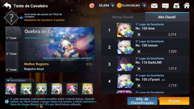 GrandChase - GLOBAL PT: Discussão - HACKERS image 5