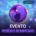 🎉 Evento Período Bonificado