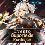 🎉 Evento Suporte de Evolução de Lin