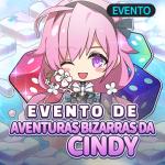 🎉 Evento Aventuras Bizarras da Cindy