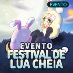 🎉 Evento Festival da Lua Cheia