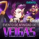 🎁 Evento de Afinidad de Veigas