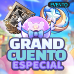 🎉 Evento Grand Cuento Especial