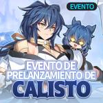 🎉 Evento de Prelanzamiento de Calisto