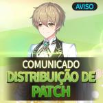 📣 Distribuição de Patch para AOS e iOS em 15/10/2021