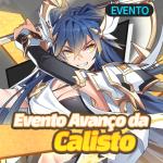 🎉 Evento Avanço da Calisto