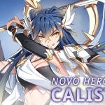 ⭐ Novo Herói SR: Calisto