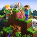 Minecraft Lounge + v1.1.0 Update ⛏️