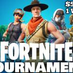 $50 FORTNITE TOURNAMENT